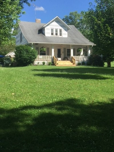 Pendleton County Single Family Home For Sale: 1148 Flour Creek Rd