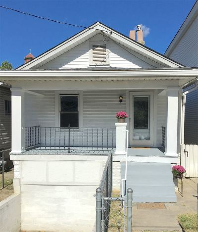 Boone County, Kenton County Single Family Home For Sale: 326 W 20th Street