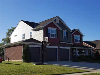 Hebron Single Family Home For Sale: 2122 Madison