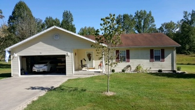 Owen County Single Family Home For Sale: 110 Springport