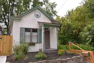 Bromley, Ludlow Single Family Home New: 2 Euclid Street