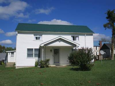 Pendleton County Single Family Home For Sale: 196 Morgan Berry