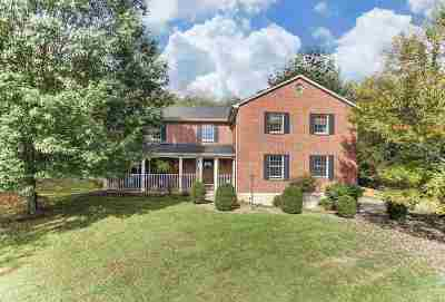 Fort Wright Single Family Home For Sale: 3328 Madison Pike