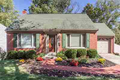 Fort Mitchell, Fort Wright Single Family Home For Sale: 138 Pleasant Ridge Avenue