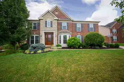 Hebron Single Family Home For Sale: 2321 Summerwoods Drive