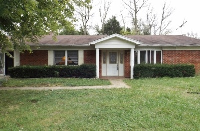 Pendleton County Single Family Home For Sale: 5630 Us Highway 27