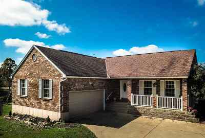 Boone County Single Family Home For Sale: 15267 Violet Road