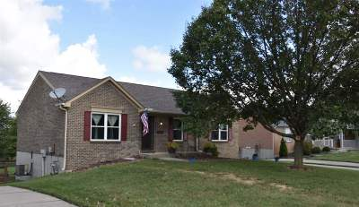 Burlington Single Family Home For Sale: 2589 Eastwind Court