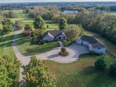 Boone County Farm For Sale: 3670 Idlewild Road