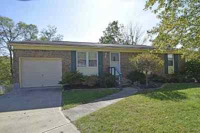 Erlanger Single Family Home For Sale: 3516 Haywood