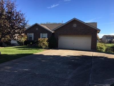 Union Single Family Home New: 9950 Wild Cherry Drive