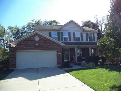Hebron Single Family Home For Sale: 1621 Woodfield Court
