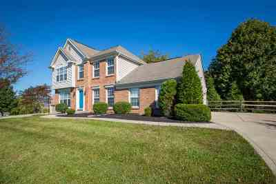 Erlanger Single Family Home New: 3865 Tracy Jean Lane