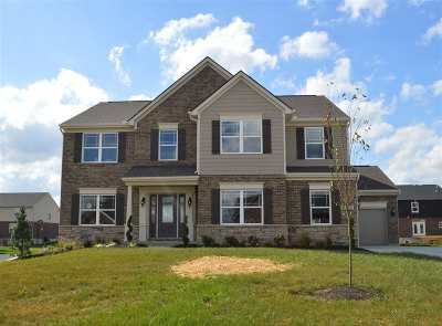 Hebron Single Family Home New: 1184 Monroe Drive