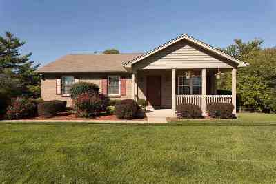 Florence Single Family Home New: 912 Amarillo