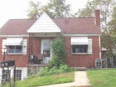 Elsmere Single Family Home For Sale: 216 Lytle Avenue
