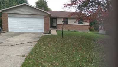 Florence Single Family Home New: 8532 Pheasant Drive