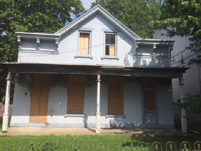 Multi Family Home New: 1514-1516 Greenup
