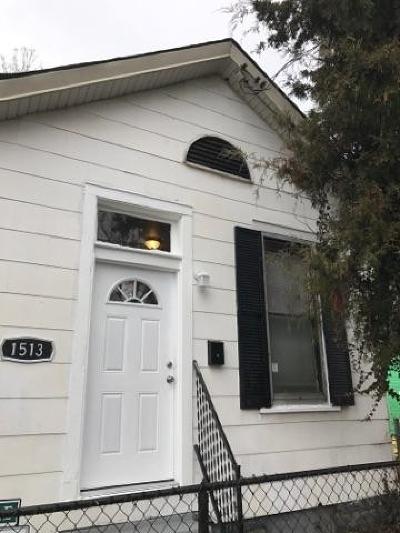 Covington Single Family Home For Sale: 1513 Saint Clair Street