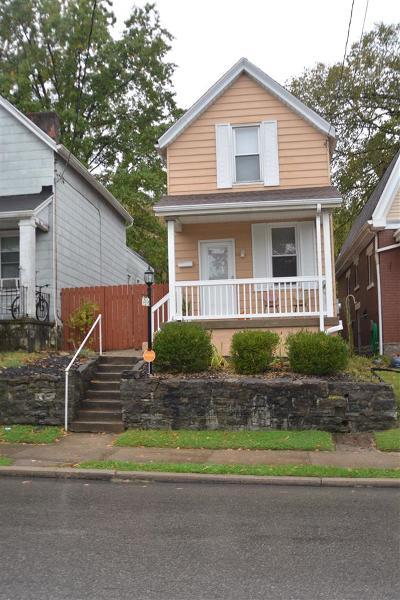 Covington, Erlanger Single Family Home For Sale: 2315 Warren Street