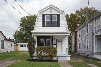 Covington, Erlanger Single Family Home For Sale: 2762 Dakota Avenue