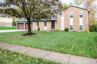 Villa Hills Single Family Home For Sale: 732 Timberline Drive