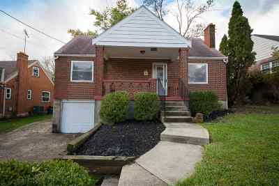 Kenton County Single Family Home For Sale: 319 Stevenson Road