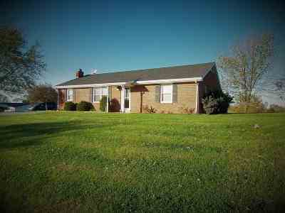 Owen County Single Family Home For Sale: 1510 Old New Liberty
