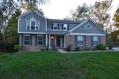Boone County Single Family Home For Sale: 1091 Samuel Court