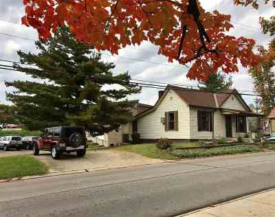 Florence Single Family Home For Sale: 20 Banklick