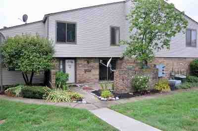 Villa Hills Condo/Townhouse For Sale: 2829 Paddock Lane