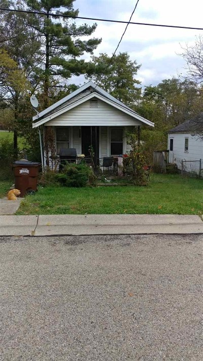 Boone County, Kenton County Single Family Home For Sale: 107 Vine Street