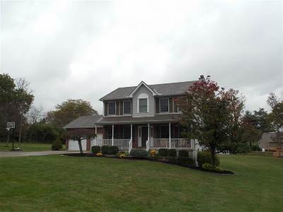 Burlington Single Family Home For Sale: 3630 Bullittsville Road