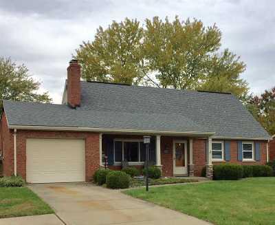 Villa Hills Single Family Home For Sale: 925 Villa Drive