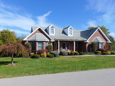 Owen County Single Family Home For Sale: 50 Green Acres