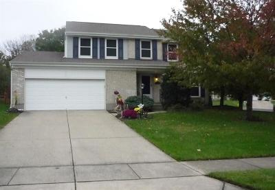 Single Family Home For Sale: 10046 Golden Pond Drive