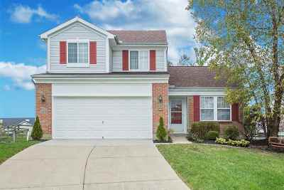 Boone County, Campbell County, Kenton County Single Family Home For Sale: 36 Claiborne Court
