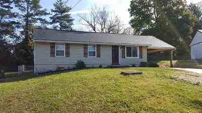 Erlanger Single Family Home For Sale: 3511 Jacqueline