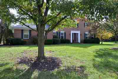 Villa Hills Single Family Home For Sale: 2561 Thirs Drive