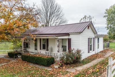 Dry Ridge Single Family Home For Sale: 620 Knoxville Road