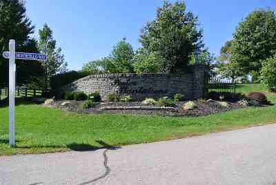 Boone County, Kenton County Residential Lots & Land For Sale: 20 Monticello