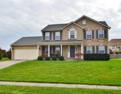 Florence Single Family Home For Sale: 9233 Mill Way