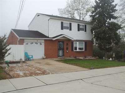 Alexandria Single Family Home For Sale: 36 Shaw