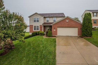 Florence Single Family Home For Sale: 7490 Lofton