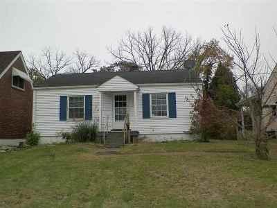 Erlanger Single Family Home For Sale: 3173 Hulbert Avenue