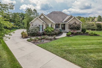 Boone County Single Family Home For Sale: 10725 Union Reserve North