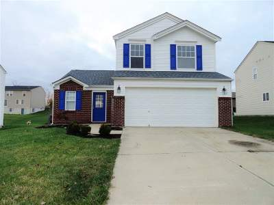 Boone County, Campbell County, Kenton County Single Family Home For Sale: 10245 Meadow Glen