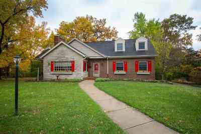 Fort Mitchell, Fort Wright Single Family Home For Sale: 1593 Saint Anthony Drive