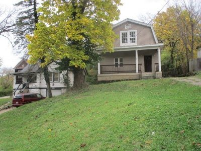 Campbell County Single Family Home For Sale: 605 Covert Run Pike