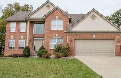 Florence Single Family Home For Sale: 7536 Harvestdale Lane